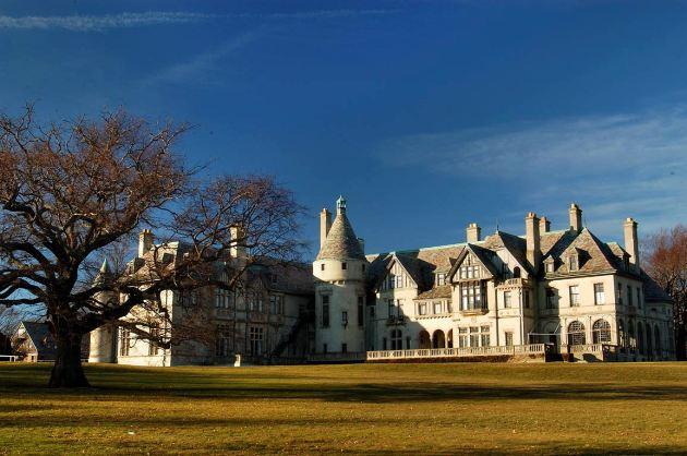 Carey Mansion of Salve Regina University. Newport, Rhode Island, January 1, 2004 2